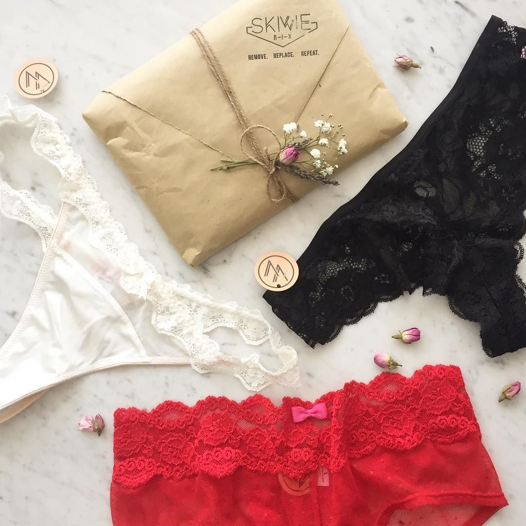 Tick tick gentlemen. #vday is around the corner. Give your gal a monthly undie surprise! Don't be THAT creep in Victoria's Secret. (Hint: you benefit from this gift too)  #tagyourman and make it easy on him.  Hurry our next shipment goes out Feb 1st.