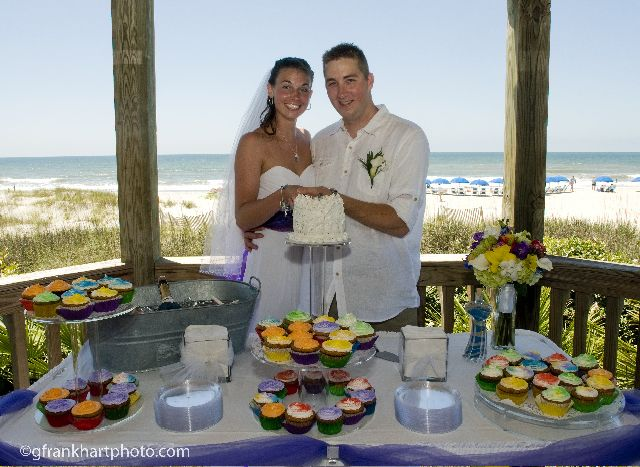 Beautiful Wedding Here At The Ocean Isle Inn