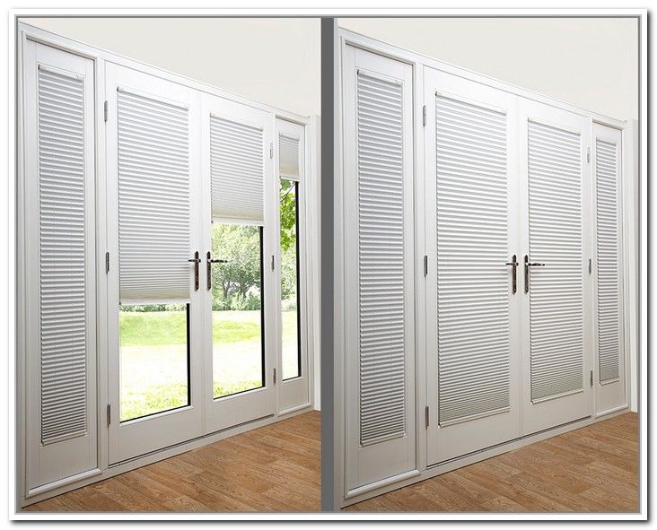 French Doors Blinds Inside Glass French Doors