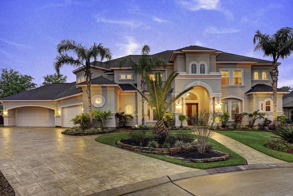 17003 Lapeer Ct Spring Tx 77379 Mediterranean Homes Luxury Homes Dream Houses Luxury Mediterranean Homes
