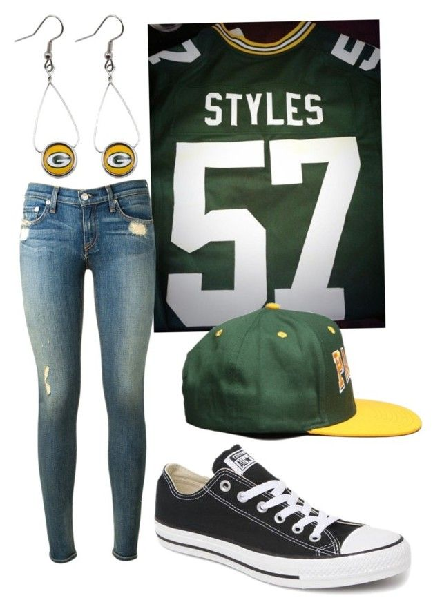 """Harry Styles Packers"" by amaya173 ❤ liked on Polyvore"