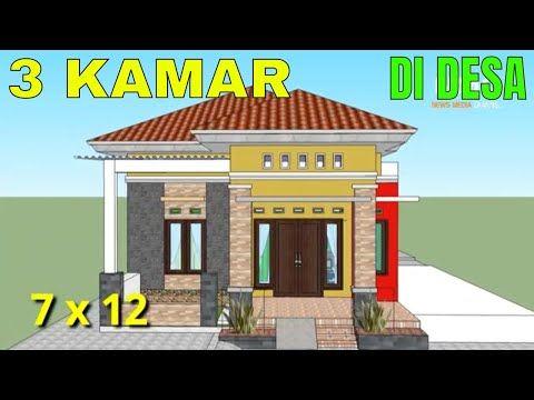 pin di contoh desain rumah