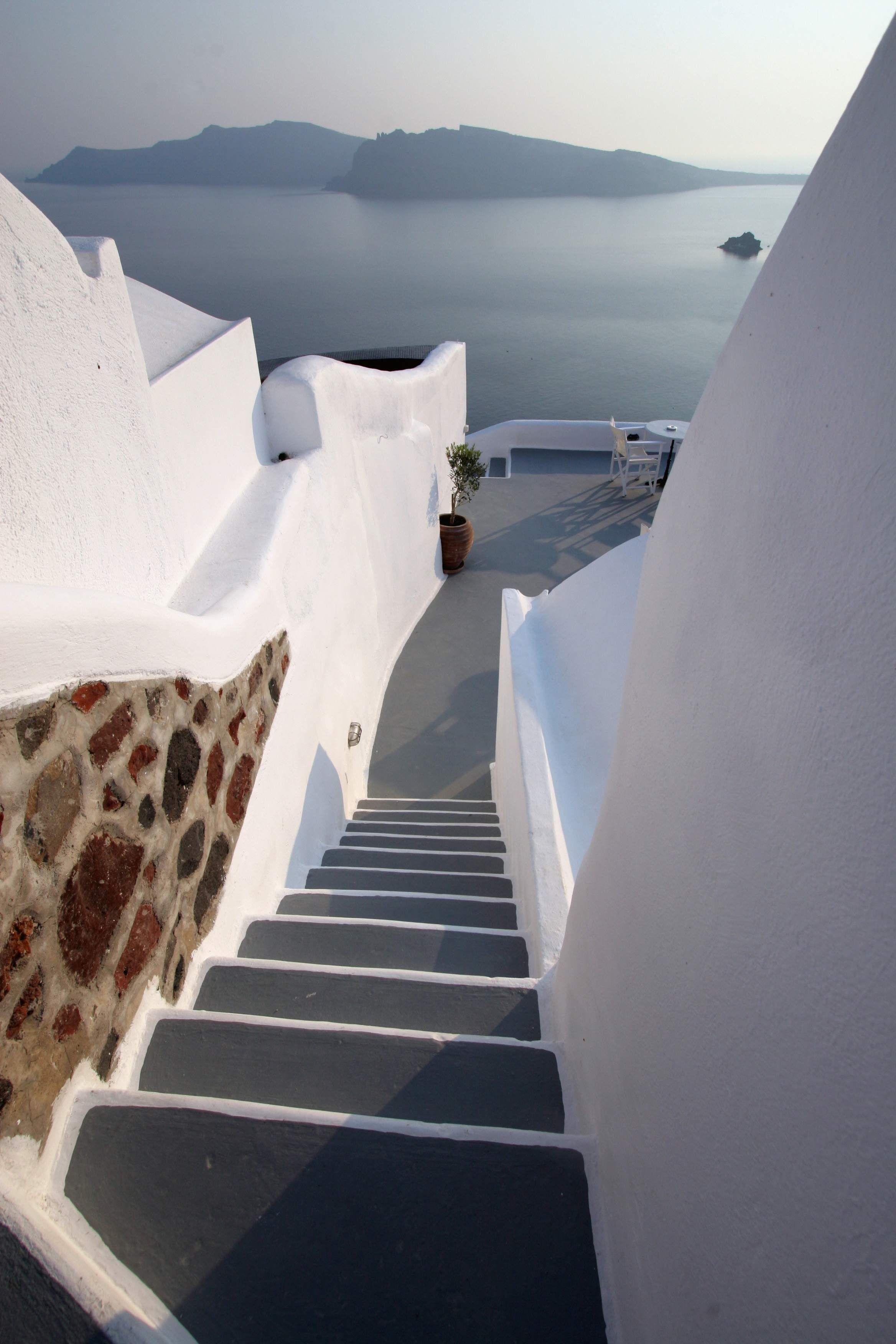Santorini   http://www.cycladia.com/travel-guides-greece/santorini-guide-tips/