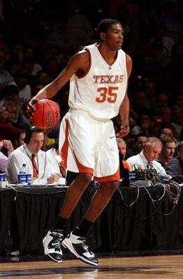 Kevin Durant - Texas Basketball Super