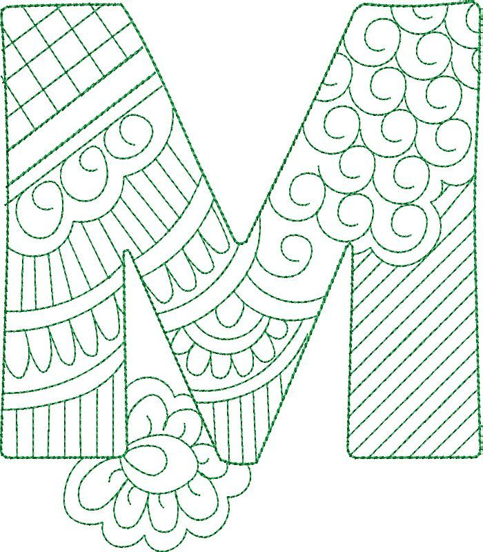 Zendoodle rw quot m embroidery stitching pinterest