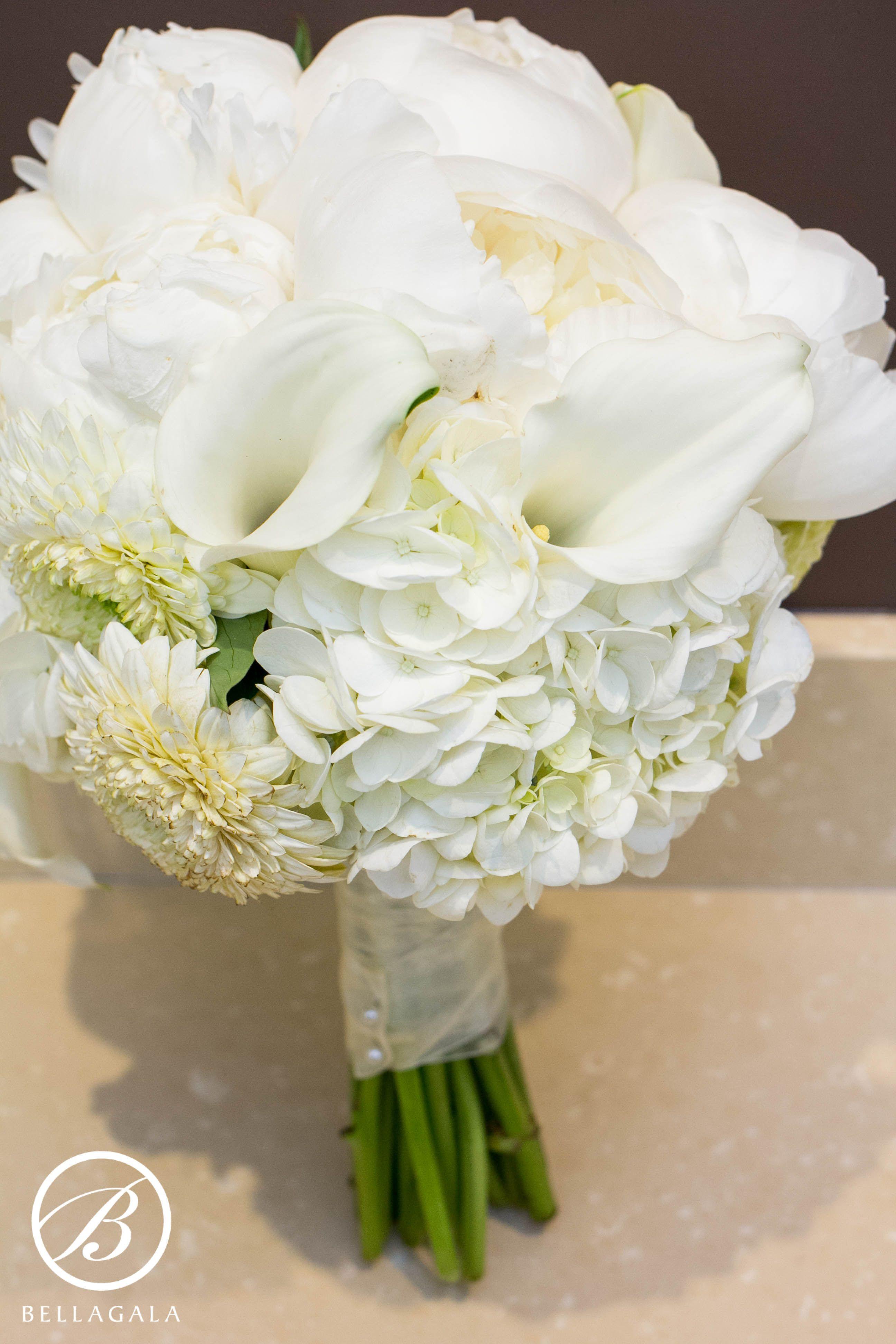 Bridal bouquet designed by Minneapolis wedding florist