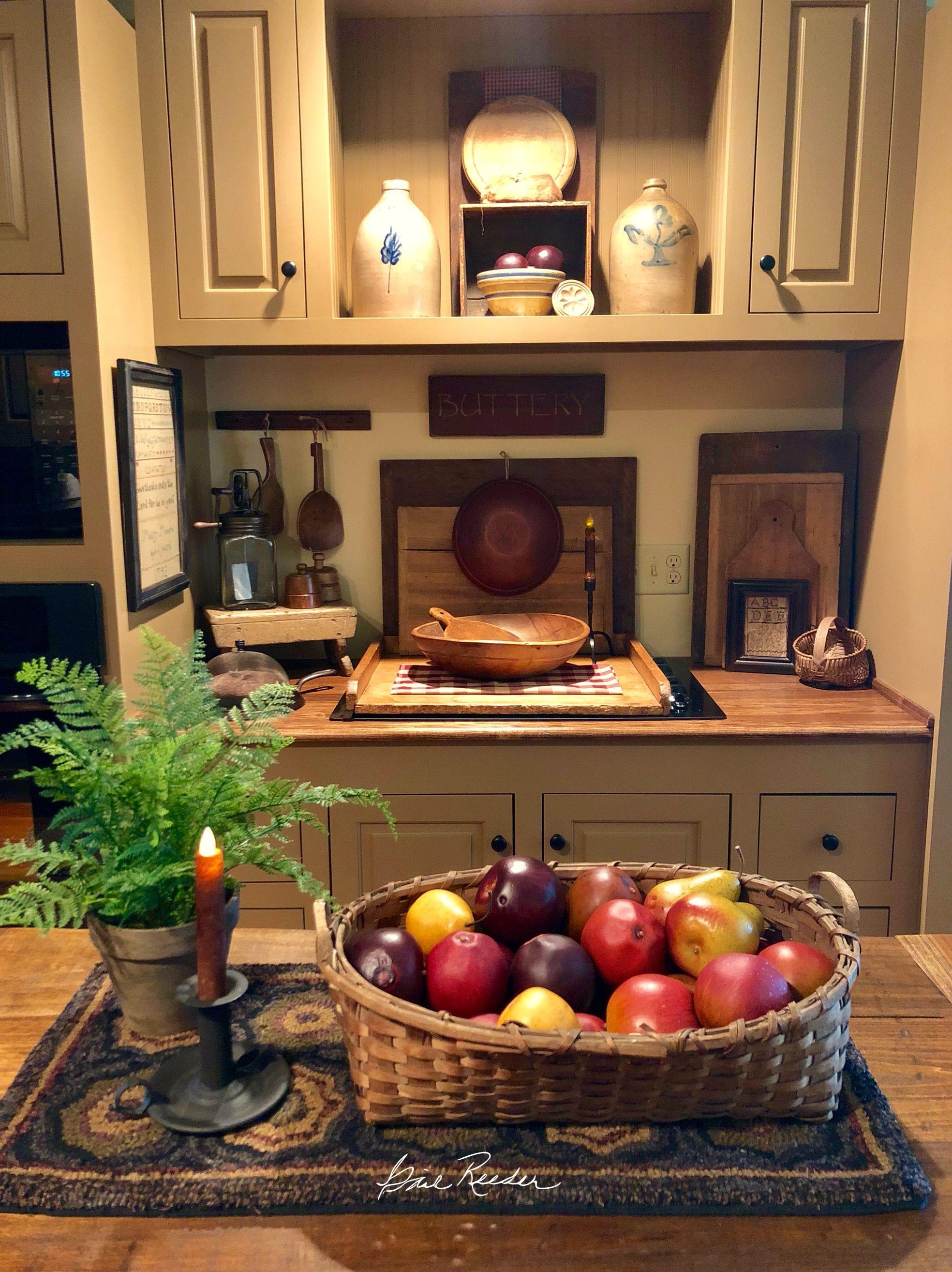 Primitives Primitive Kitchen Kitchen Decor Primitive