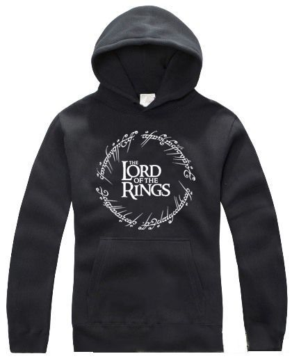 Lord of the Rings Hoodie  //Price: $66.00 & FREE Shipping //     #BilboBaggins #lordoftherings #LOTR #thehobbit #hobbit #ExtendedEdition #Tolkien #Sauron #Smeagle #Frodo #myprecious #erebor # gandalfthegrey #filixkili #thehobbitanunexpectedjourney #radagastthebrown #theonering