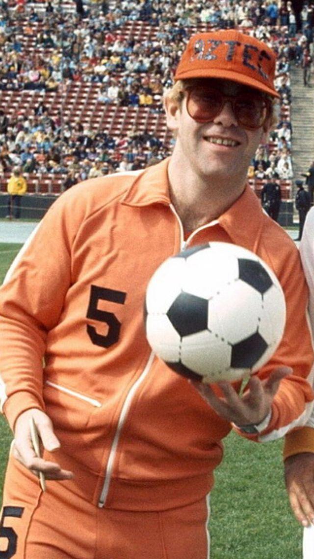 Elton Soccer Player