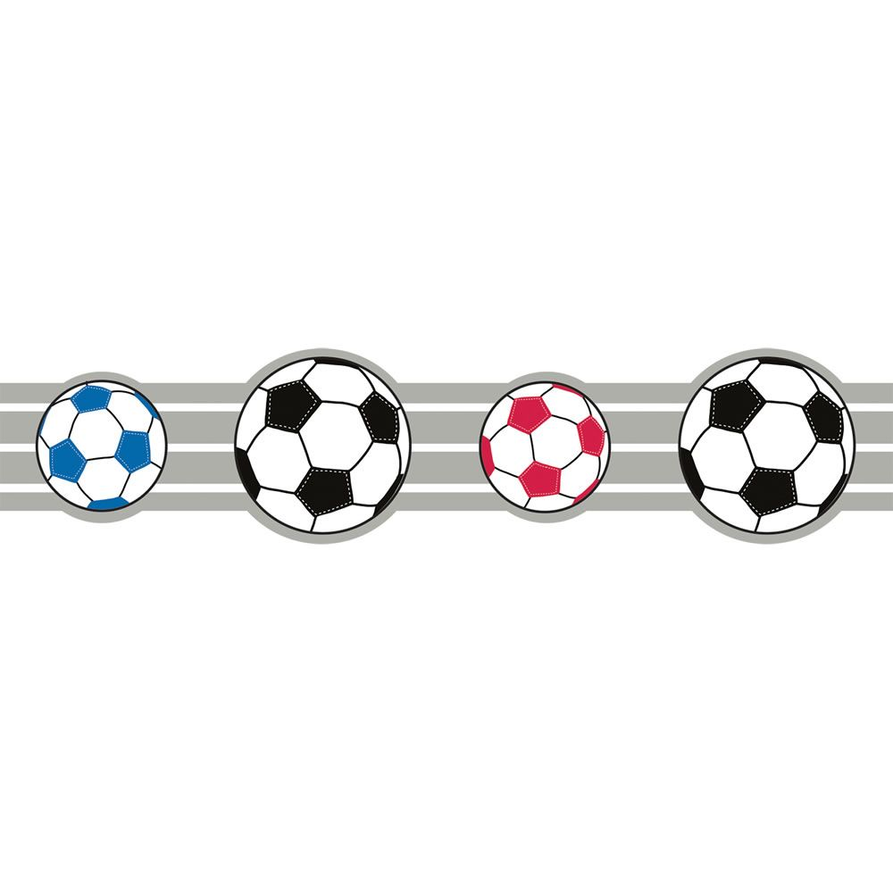 Wilko Football Design Border Football design