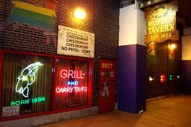 Billy Goat Tavern - the inspiration for the Cheesboige sketch ..