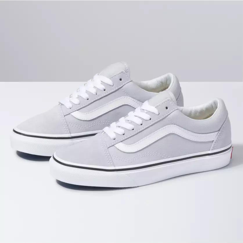 Vans Old Skool Gray Dawn/True White