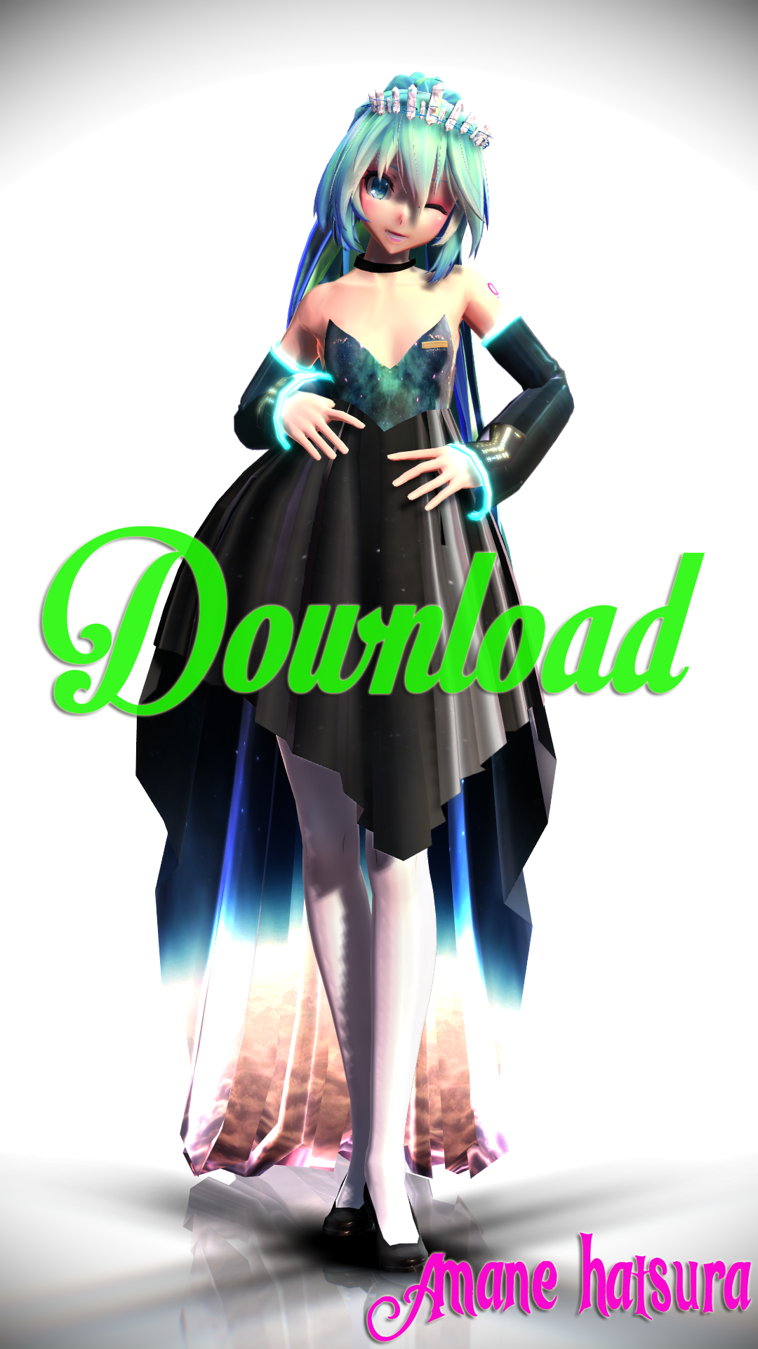 Mmd dress models download by hikariwakamiya on deviantart - Mmd Tda Spice Miku Download By Amanehatsura Deviantart Com On