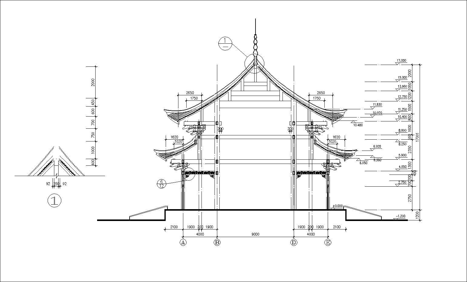 Pin On Chinese Architectural Cad Drawings