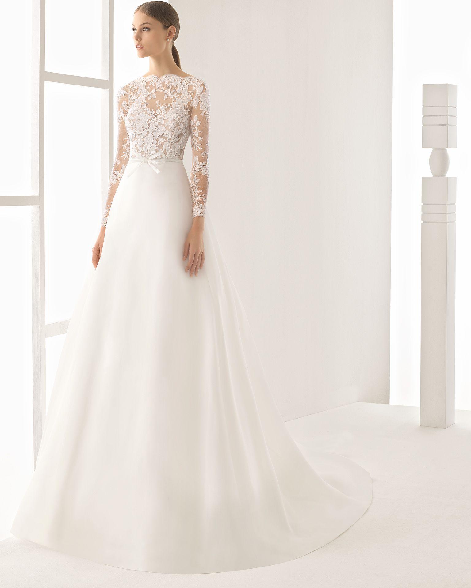 Nilo 2017 Bridal Collection Rosa Clará