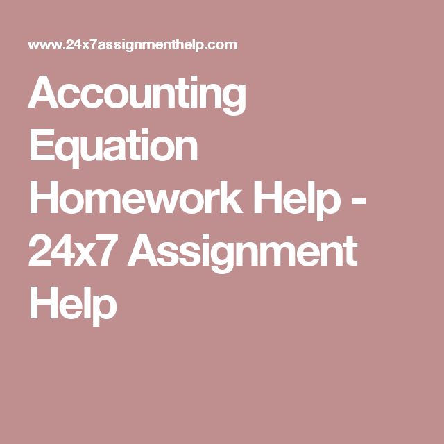 Systems of equations homework help