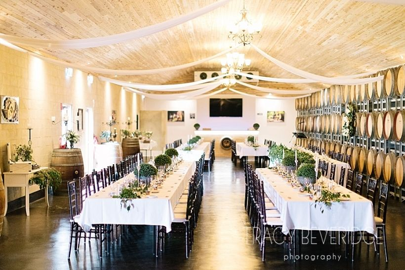 Chloe And Dan Calvin Estate Winery Hunter Valley Wedding Our