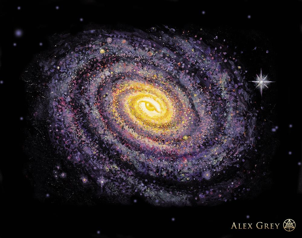 Image result for galactic consciousness