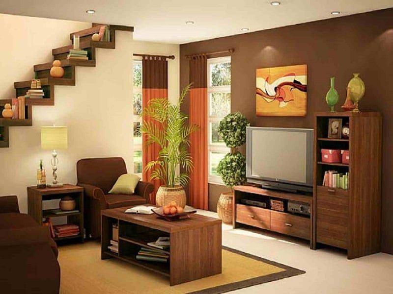 30 Small Living Rooms With Big Style Indijskie Gostinye Nebolshie Gostinye Sovremennaya Gostinaya