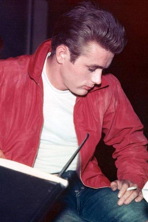 James Dean, March 1955