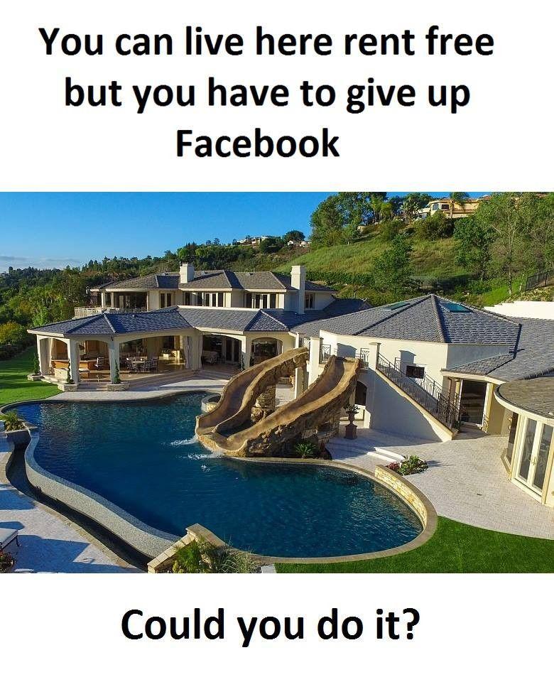 Photo of Absolut!! Es muss nicht einmal so groß sein. Ein normales schönes Haus würde reichen …