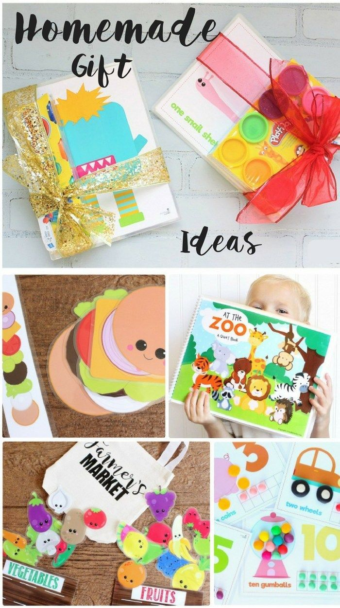Homemade Christmas Gifts Ideas Kids Love Creative Ideas For Kids