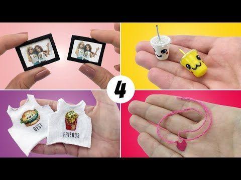 4 Coisas Super úteis Que Toda Barbie E Outras Bonecas Precisam Ter