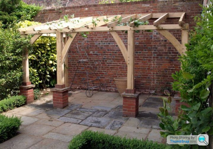 Wooden Pergola/Covered lean to ideas - Page 1 - Homes ... on Patio Lean To Ideas id=20607
