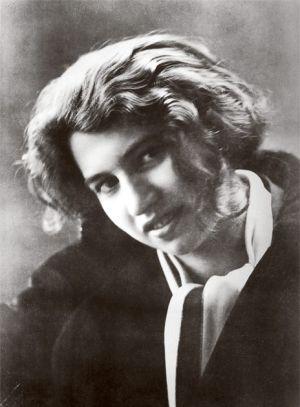 Dora Diamant, la última compañera de Franz Kafka.Franz Kafka: La hipótesis de la felicidad | Babelia | EL PAÍS