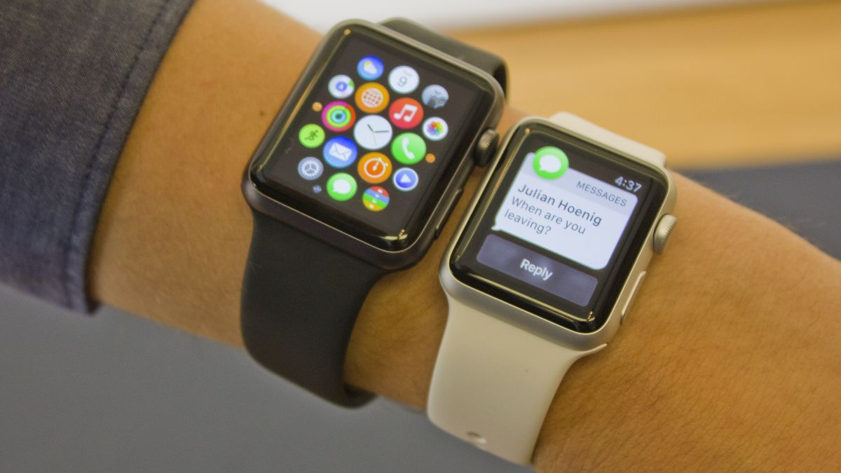 Faster apple watch 2 reportedly on its way with gps and