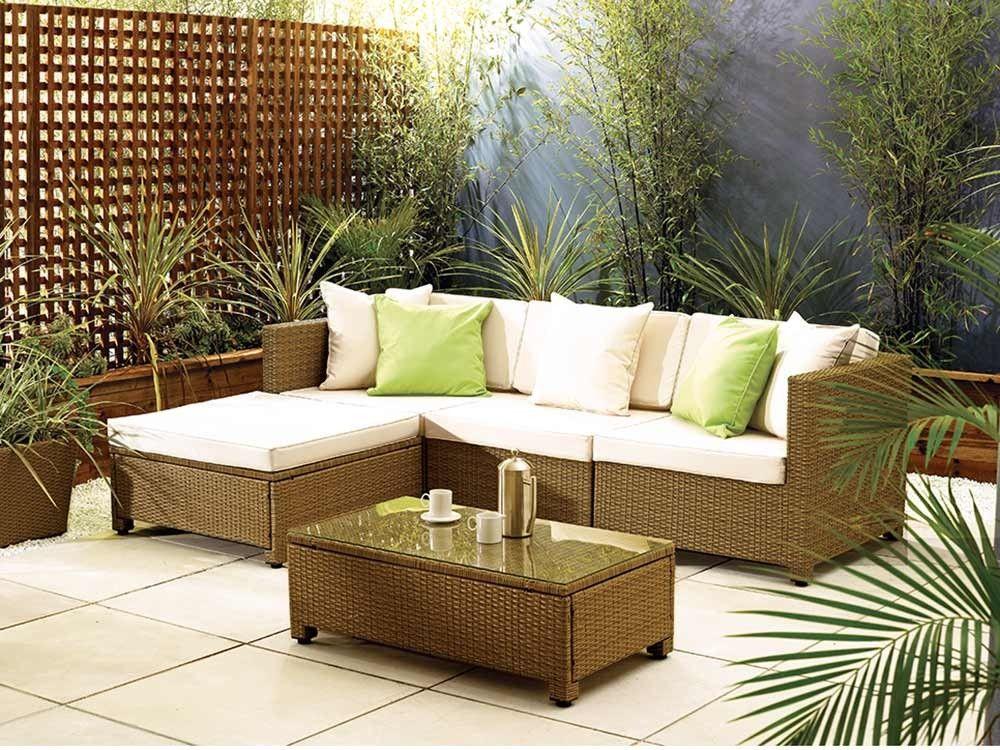 Barcelona Modular Sofa Set   Have Some Friends Over, Keep The Drinks Ready  U0026 Leave