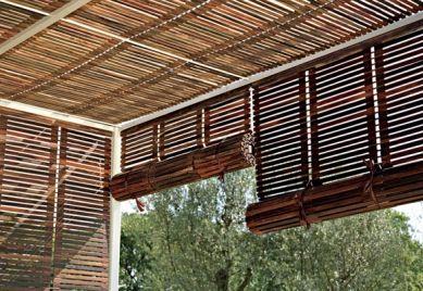 Terraza buscar con google a o 2015 decoraci n de for Cortinas para terrazas exteriores