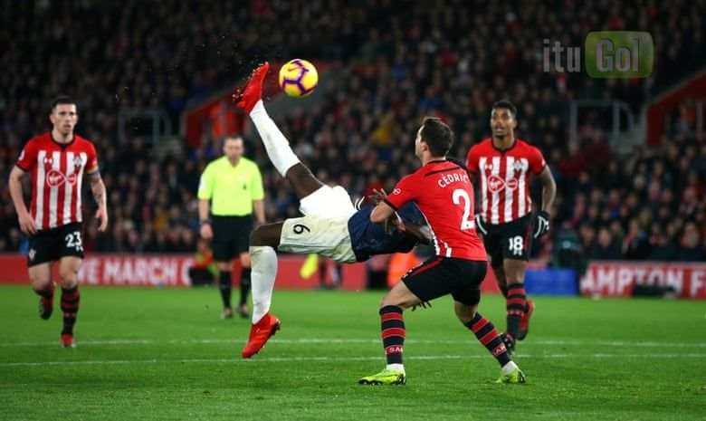 Southampton Vs Manchester United Cuplikan Gol Https Cupgolitu Blogspot Com 2018 12 Southampton Vs Manchester United Manchester United Southampton Manchester