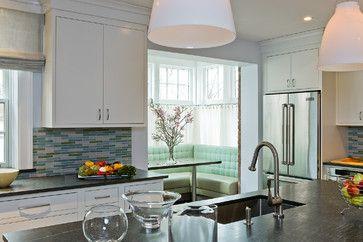 Kitchen Designers Boston Brookline Residence  Contemporary  Kitchen  Boston  Platemark