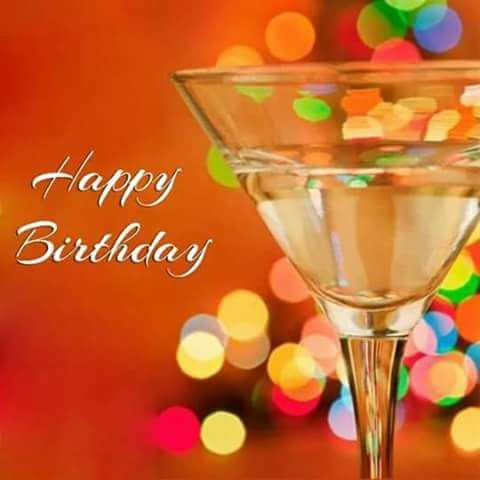 Pin By Genevieve Weyn On Wenskaarten Happy Birthday Drinks Birthday Drinks Happy Birthday Meme
