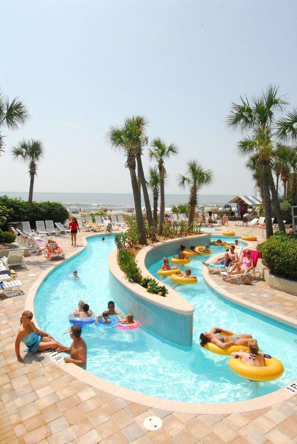 Take A Tour Of Coral Beach Resort