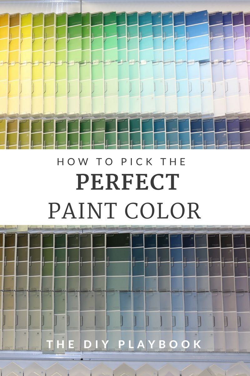 how to pick the perfect paint color for your house  paint