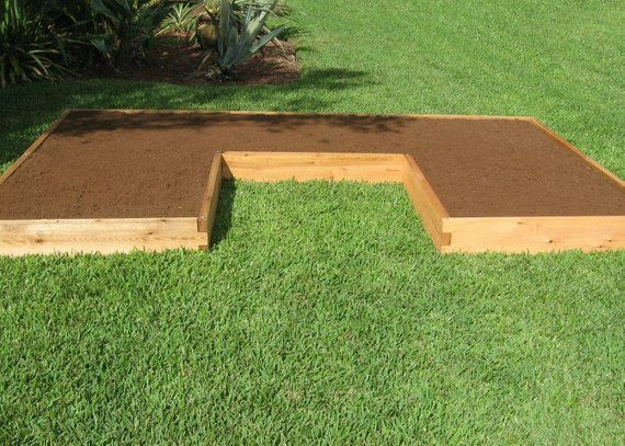 18 raised garden borders ideas