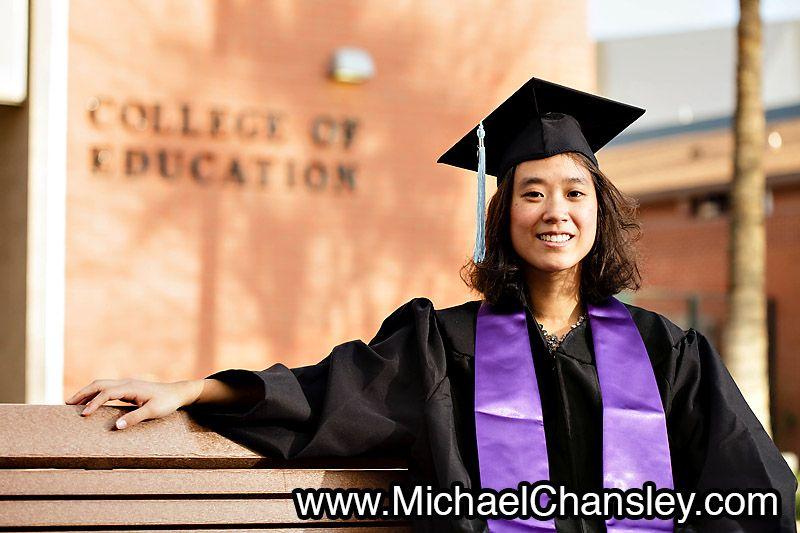 Fun Senior Graduation Grad portrait photo ideas in Phoenix AZ ...