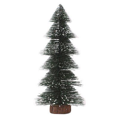 75 Inch Luxury Artificial Flocked Snow Desktop Christmas Trees