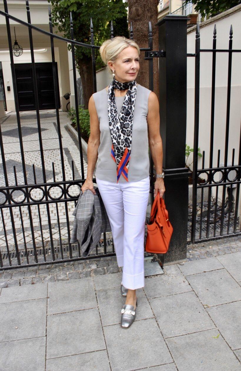 Plus 50 blog dla modowy Modna stylizacja