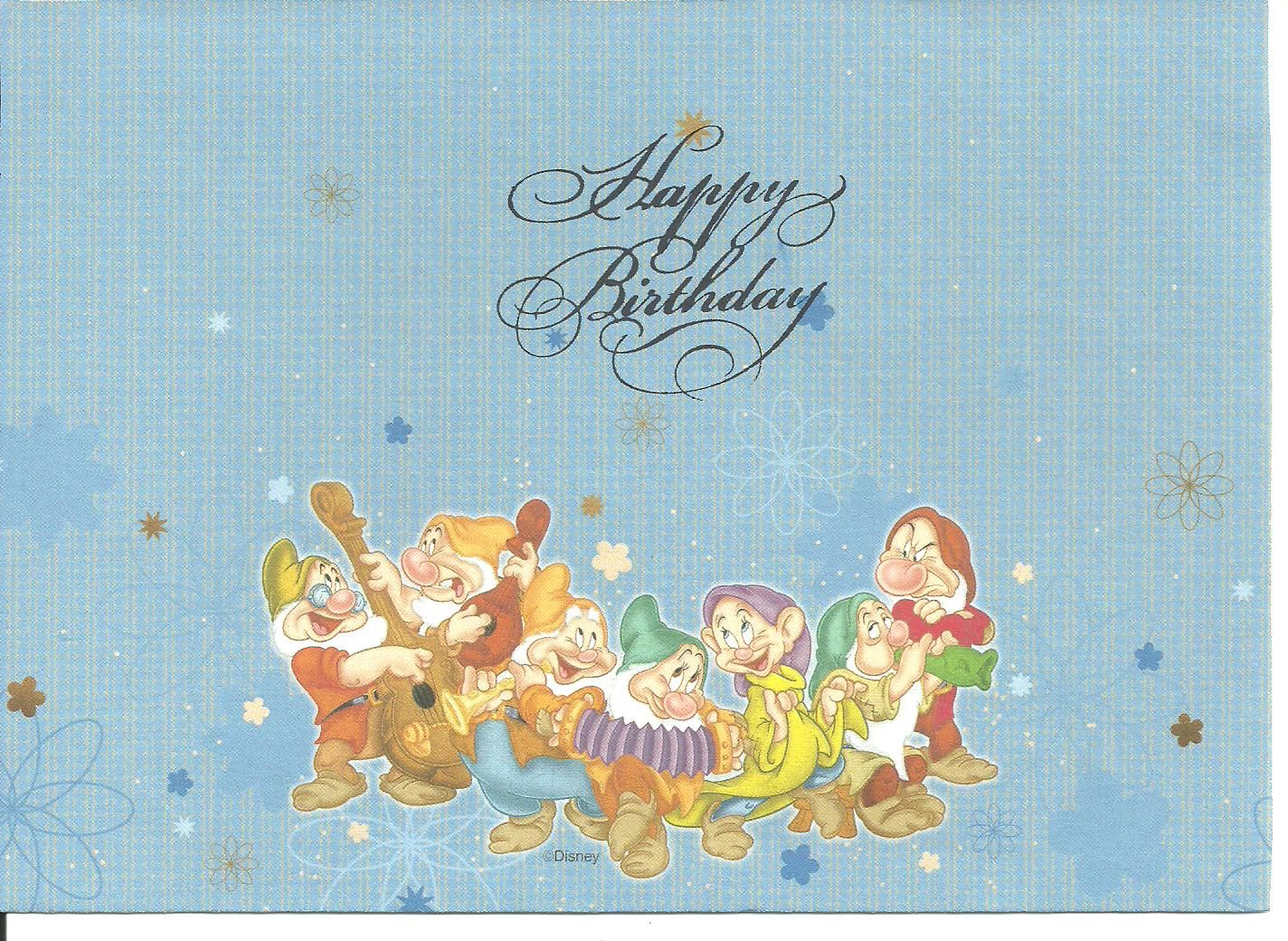 Disney happy birthday card disney pics pinterest happy happy birthday cards with disney kristyandbryce Choice Image