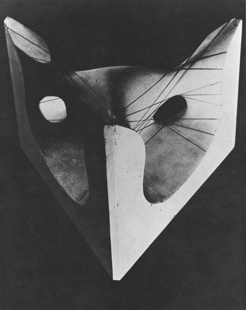 Mathematical Object (1926) Photograph by Man Ray