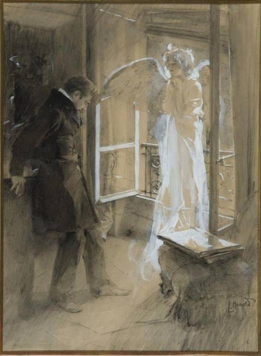 ~ Luděk Alois Marold (1865-1898), Regret