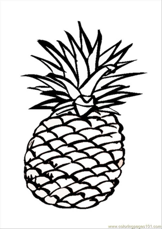 Alif is for Ananas (Pineapple , أناناس ) Arabic