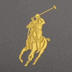 Ralph Lauren Logo Stickerei Design Download Stickmuster Sticken Marken Logo