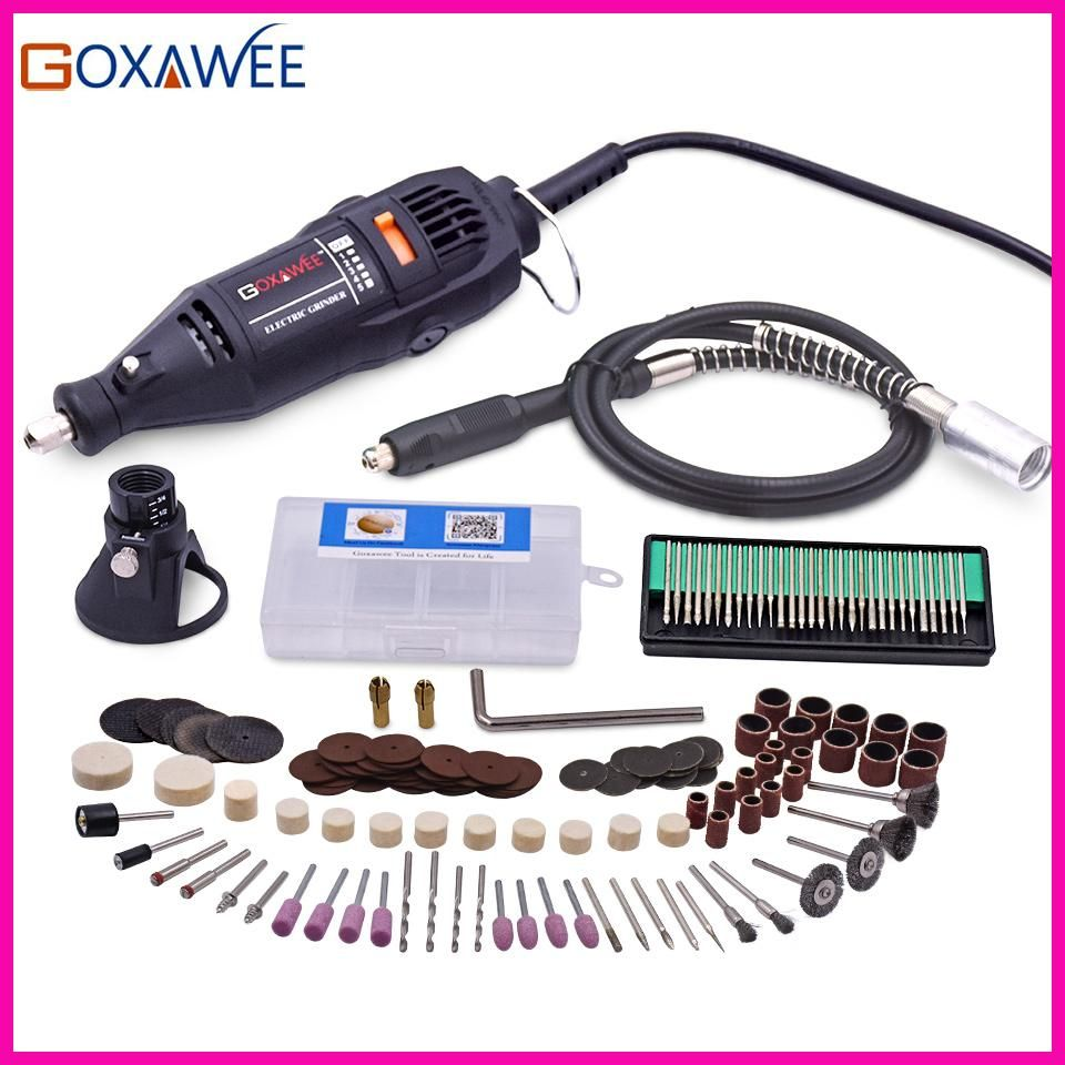 220v 130w electric variable speed rotary tool mini drill with