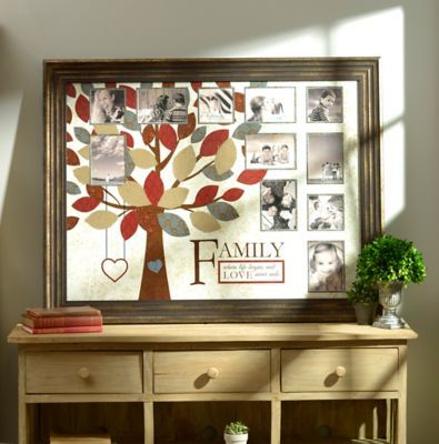 Family Tree Leaves Collage Frame | Tree leaves, Family trees and Collage