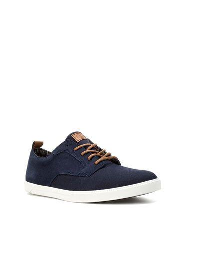 big sale bc262 d026f DEPORTIVO BLUCHER - Zapatos - Hombre - ZARA Colombia