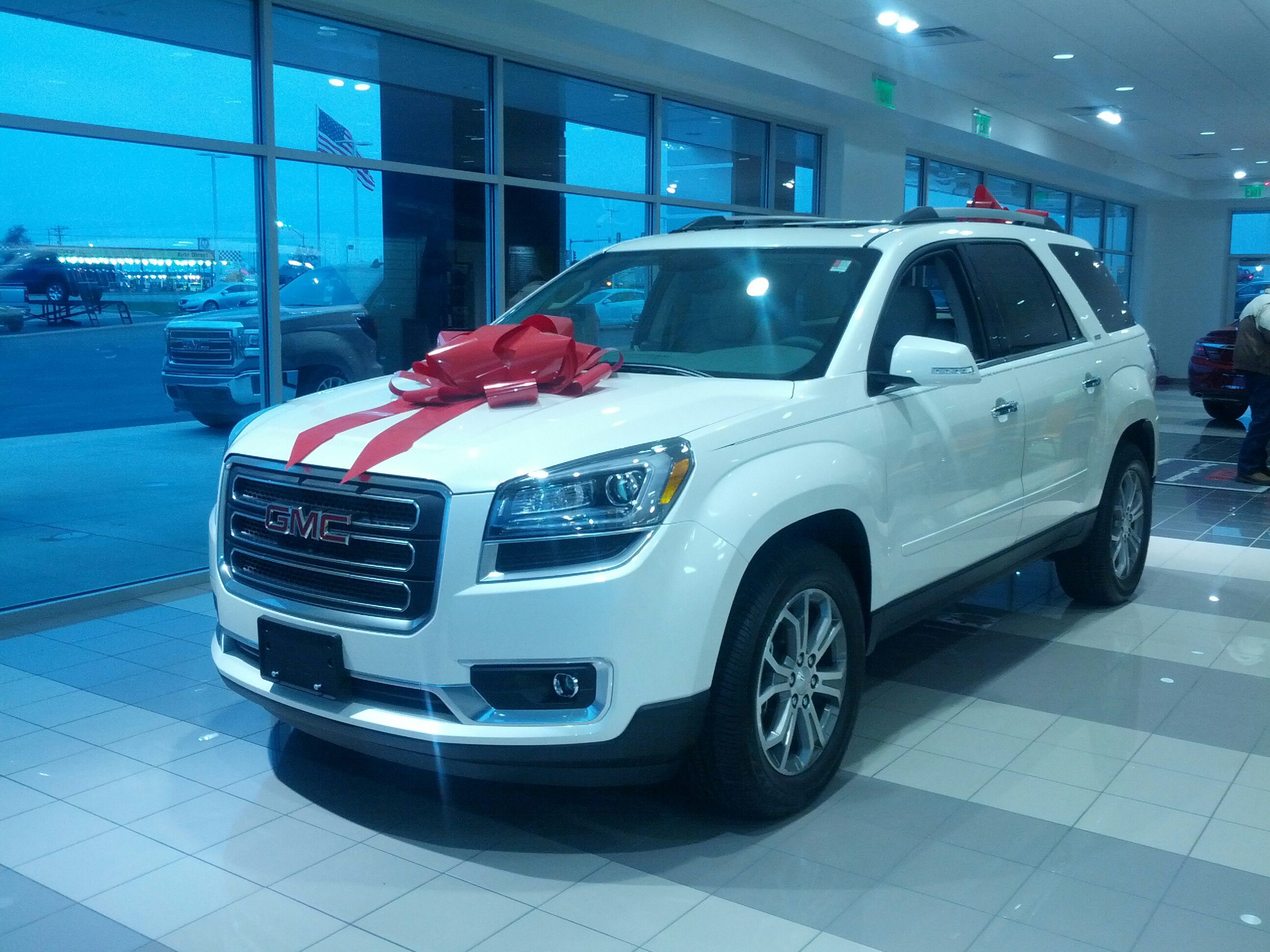 review gmc reviews acadia img the